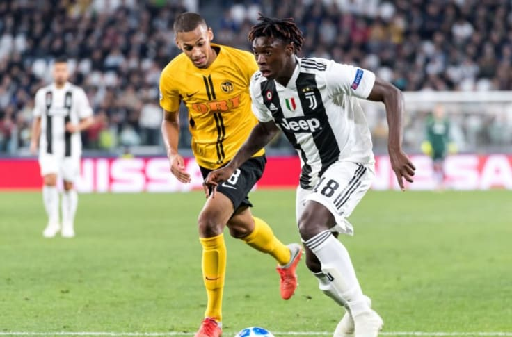 Juventus Fail To Stand Behind Kean After Racist Abuse