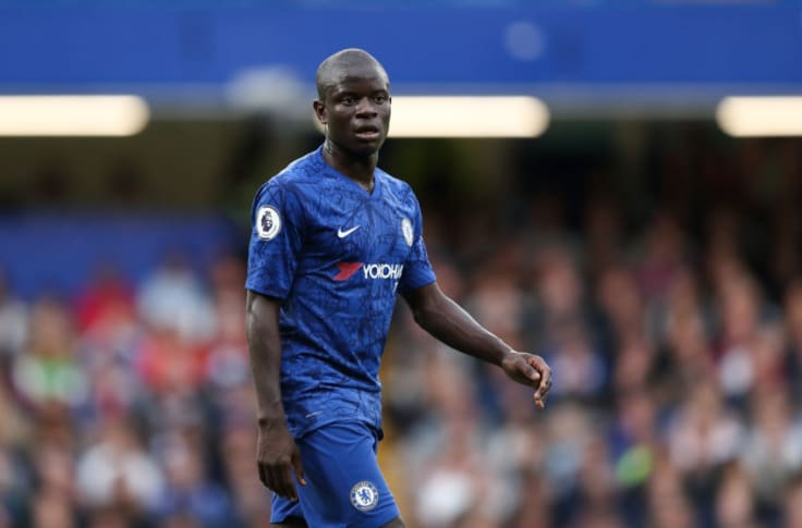 Chelsea To Rival Real Madrid For The Next N Golo Kante