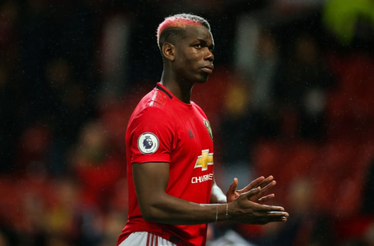 Manchester United Issued Warning By Real Madrid Over Paul Pogba