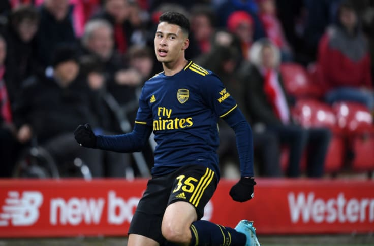 Gabriel Martinelli Is Blossoming Into A Star For Arsenal
