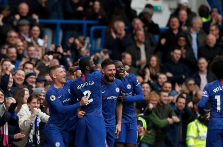 How Chelsea Team Could Lineup At The Start Of Next Premier League Season