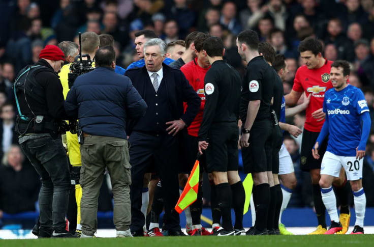 Once More Everton Are Robbed Of Vital Points By A Var Decision