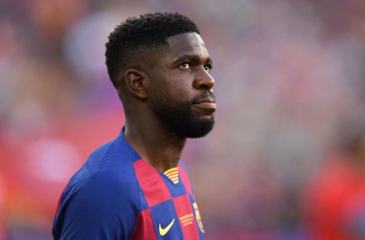 Everton Barcelona S Samuel Umtiti A Worse Risk Than Yerry Mina