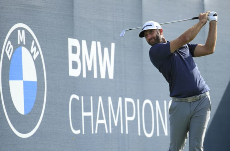 Bmw Championship Dustin Johnson Vying For Different Type Of Win