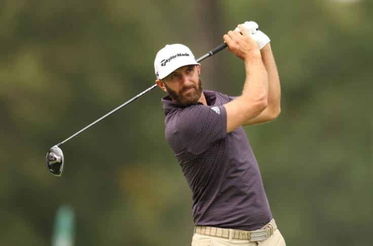 U.S. Open: Dustin Johnson struggles on day one at Winged Foot