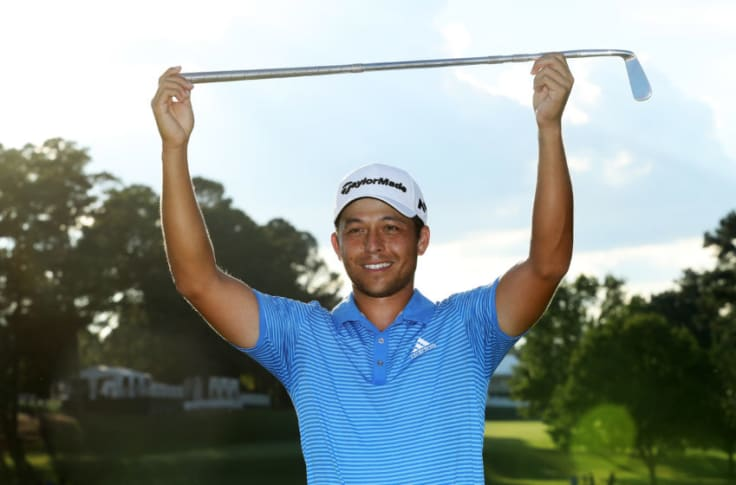 The Sudden And Spectacular Rise Of Xander Schauffele