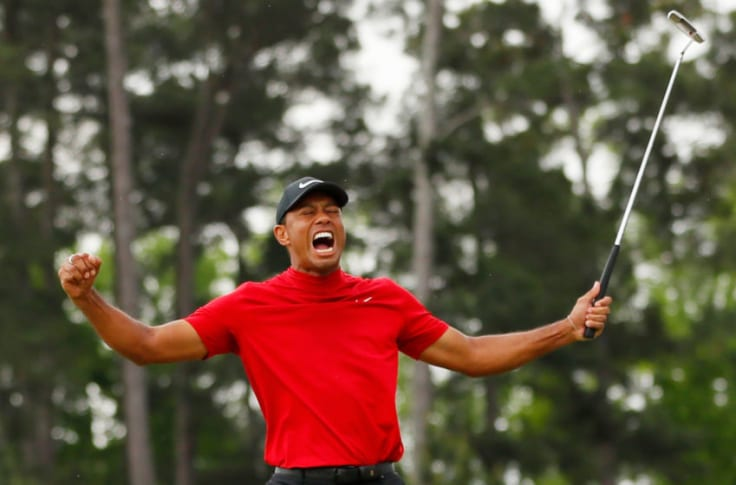 Tiger Woods Masters Win Renews Hunt For Career Major Record