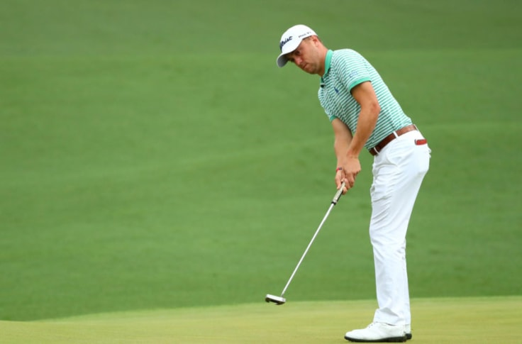 The Masters 2020 Justin Thomas And His Memorable Masters