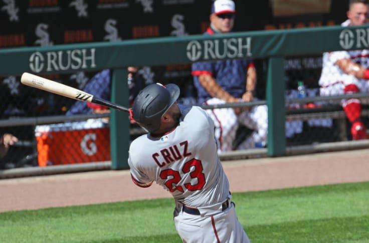Minnesota Twins: Nelson Cruz named first AL Player of the Week