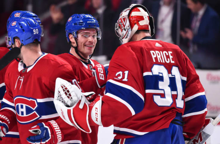 Montreal Canadiens 3 Key Players For The 2019 Season