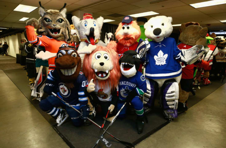 Nhl Power Rankings Ranking Each Mascot From Worst To Best Page 3