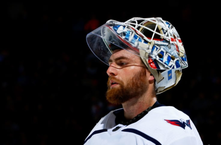 Washington Capitals Need Focus To Be On The Ice As Questions Loom
