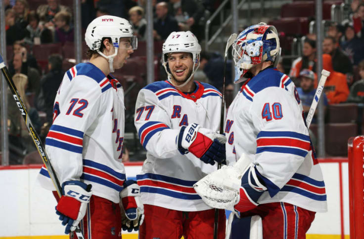 New York Rangers Tony Deangelo Is Dominating The League