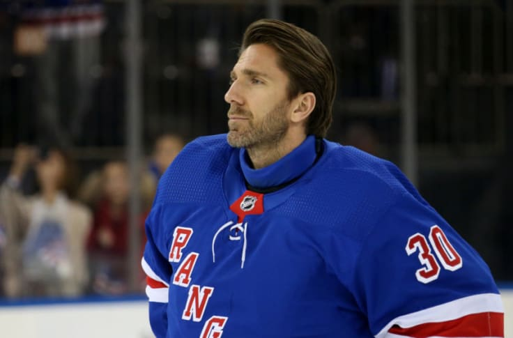 Henrik Lundqvist Is Uncertain About His Future With The New York Rangers