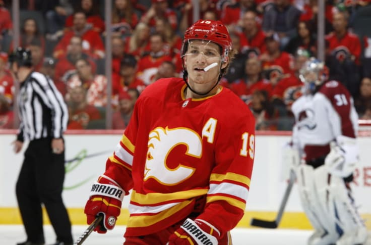 Calgary Flames Projecting Matthew Tkachuk S Next Contract