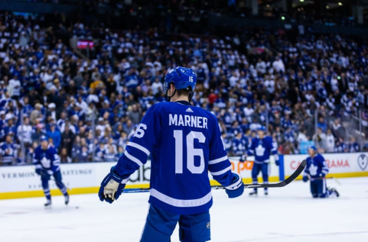Toronto Maple Leafs Rumors Mitch Marner Ready To Play In Switzerland