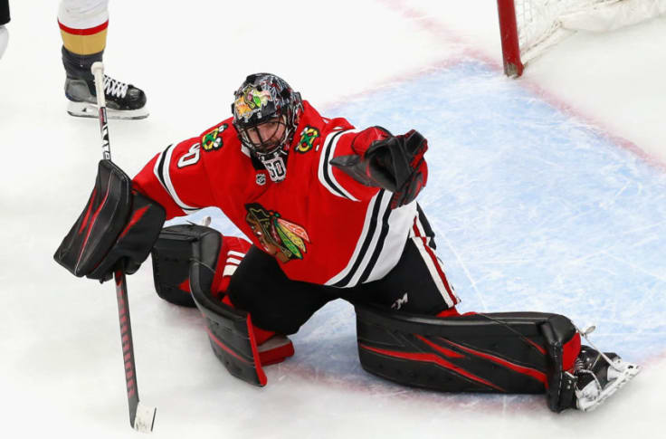 New Jersey Devils A Corey Crawford Retirement Would Be A Disaster