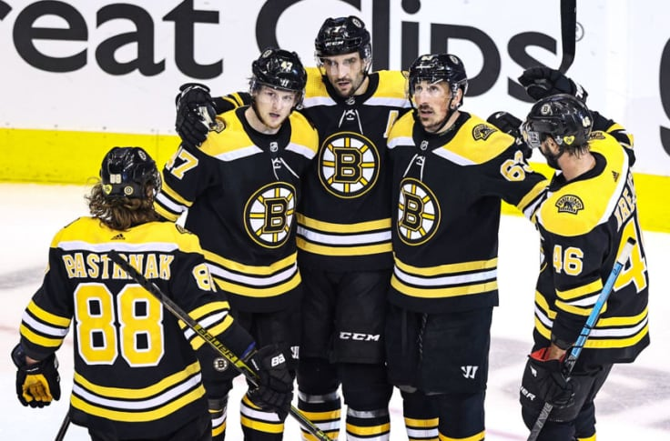 Boston Bruins Key Players Could Miss Part Of Next Season