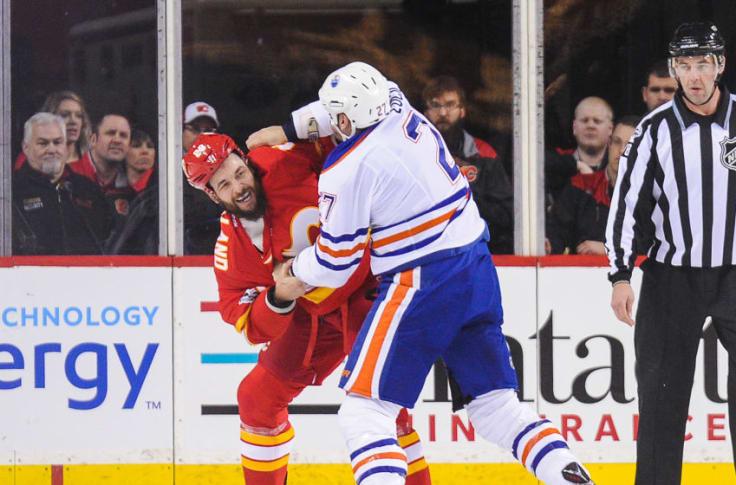 Calgary Flames Vs Edmonton Oilers Start Time Live Stream Tv Info