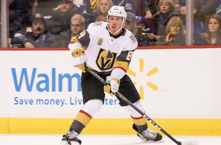 Vegas Golden Knights Evaluating Nate Schmidt S Usage