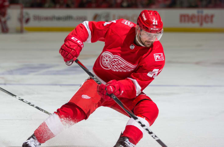 Detroit Red Wings Trade Tomas Tatar To Vegas Golden Knights