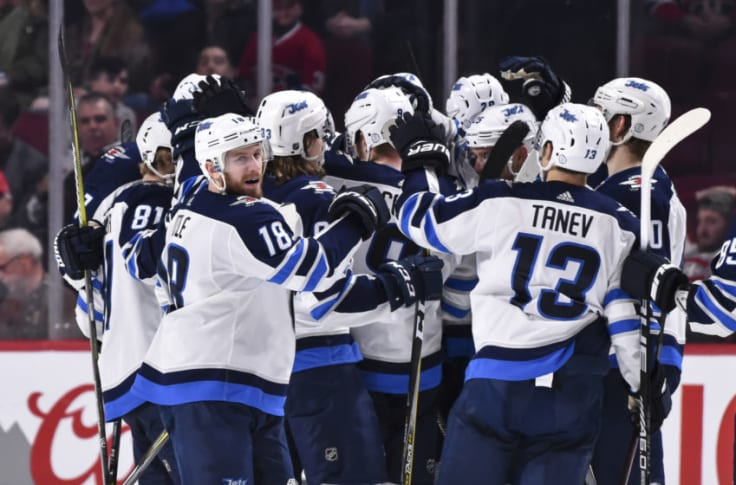 Stanley Cup Playoffs 2018 Winnipeg Jets Ready To Soar To New Heights