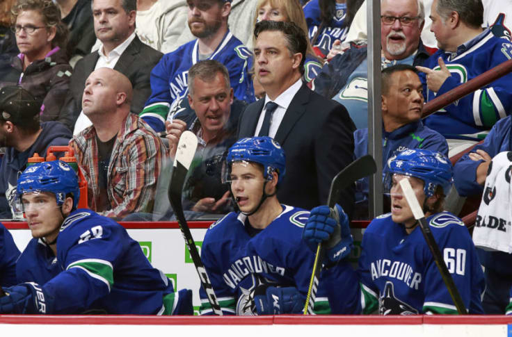 Vancouver Canucks Are Experiencing A Bad Case Of Deja Vu