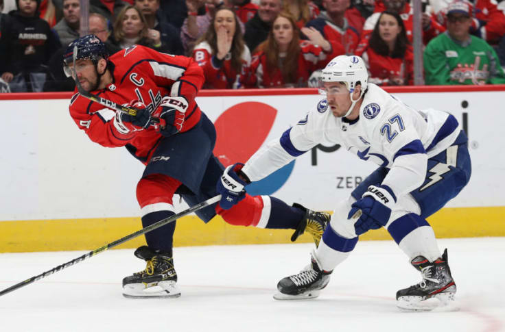 Stanley Cup Playoffs Capitals Vs Lightning Start Time Live Stream
