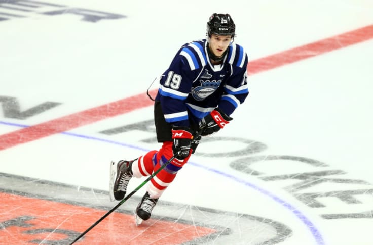 New Jersey Devils Prospects In The World Juniors Championship