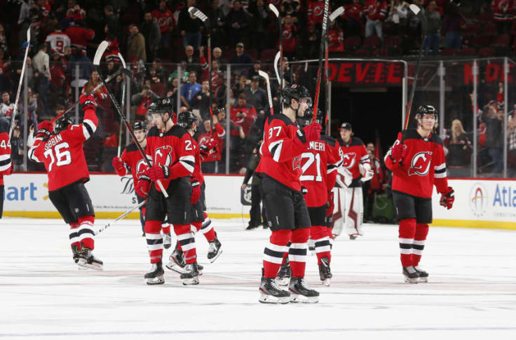 New Jersey Devils Win Brings Big Momentum Headed Into 2020