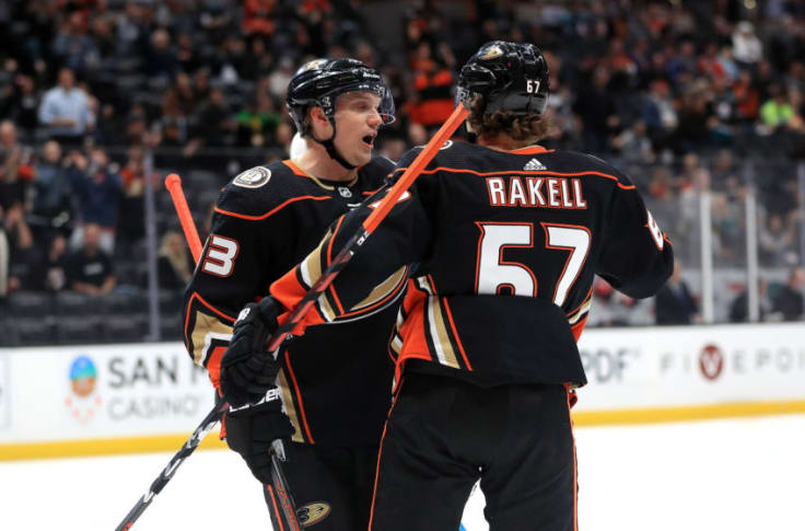 Anaheim Ducks: Rickard Rakell Line Will Drive Play Against Wild