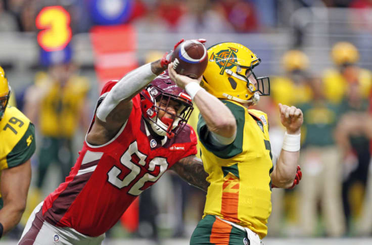 Arizona Cardinals Showing Interest In Aaf Pass Rusher