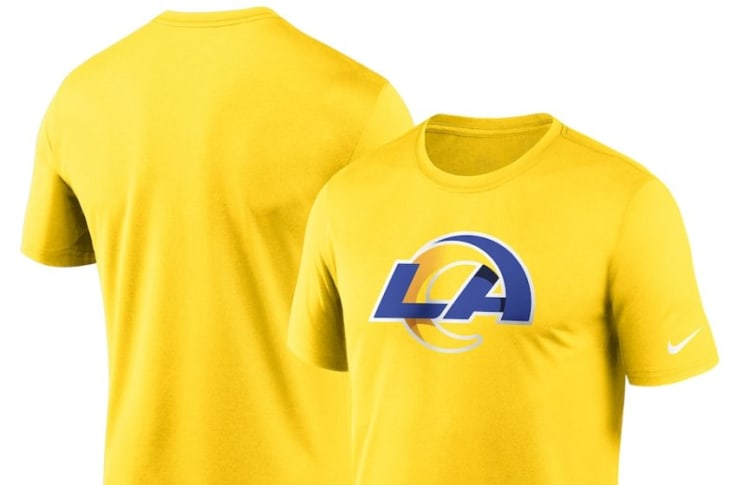 The Los Angeles Rams Have A New Logo And You Need Some New Gear
