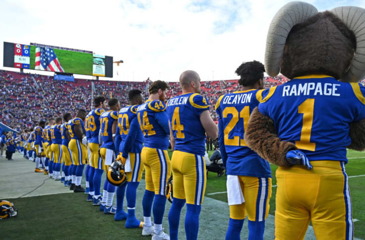 La Rams Depth Chart Too Shallow At These Positions Before Nfl Draft