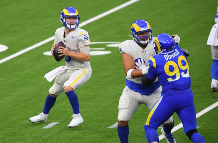 3 Takeaways From Qb John Wolford S Command Of La Rams Offense