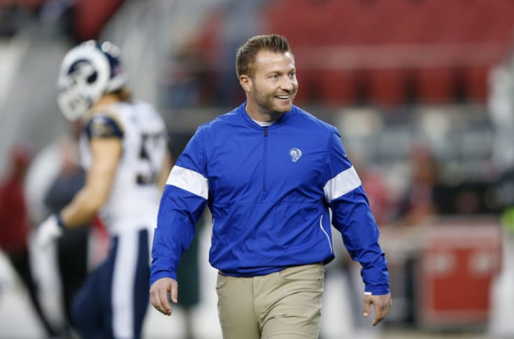 La Rams 5 Coaches Who Could Possibly Replace Sean Mcvay