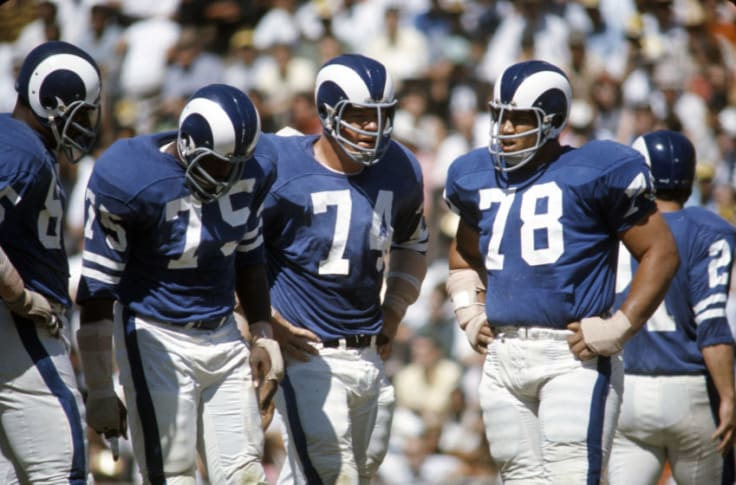 La Rams Enough Time Has Passed Concerning The New Uniforms