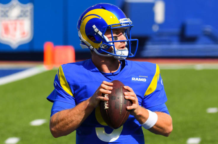 Will La Rams Backup Quarterback John Wolford Play Against The Jets