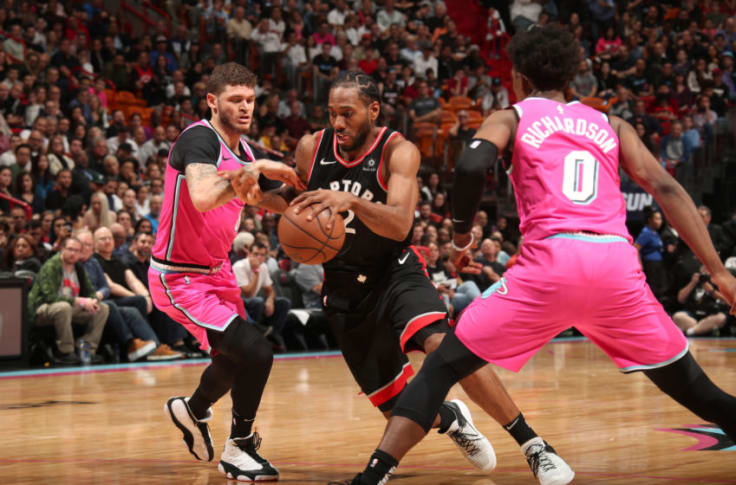 Toronto Raptors Player Grades From Comeback W Over Miami Heat