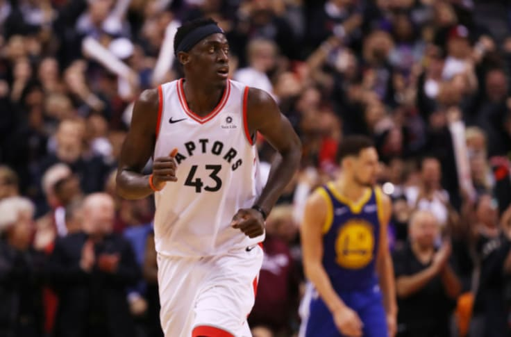 One Year Ago Today Toronto Raptors Make Playoff History In Game 1