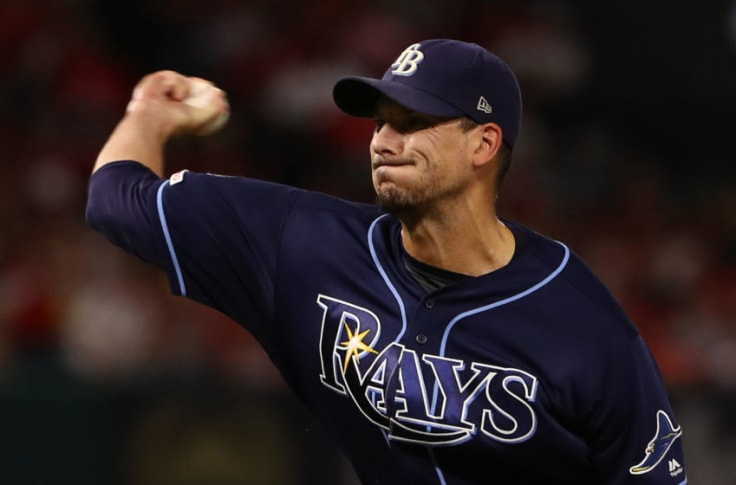 tampa bay rays 2020 player profile charlie morton tampa bay rays 2020 player profile