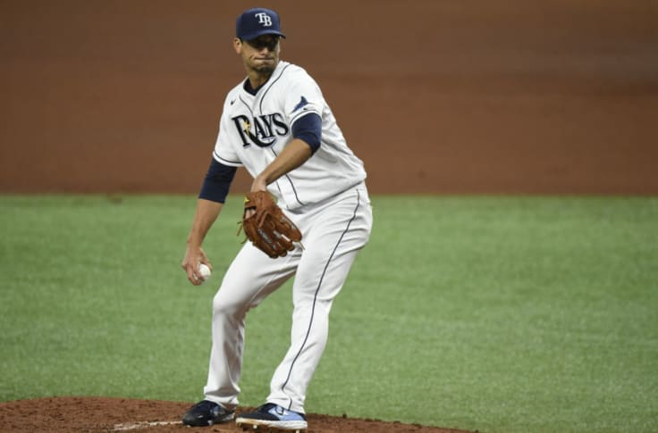 Download Charlie Morton Tampa Bay Rays