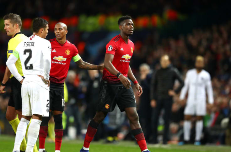 Player Ratings Scores As Low As Three For Manchester United After Abysmal 2 0 Loss To Psg At Old Trafford In The Champions League