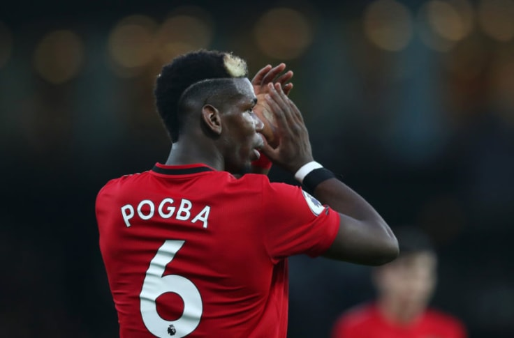 Manchester United finally receive some good news about Paul Pogba