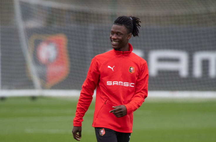 Camavinga reveals transfer dream amid Manchester United rumours