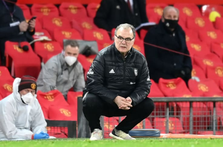 Marcelo Bielsa Reveals Why Manchester United Destroyed Leeds United