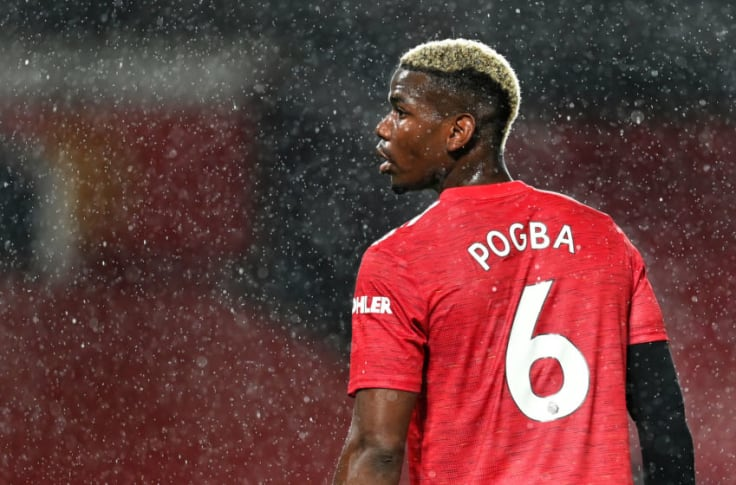 Paul Pogba U-turn about Manchester United contract