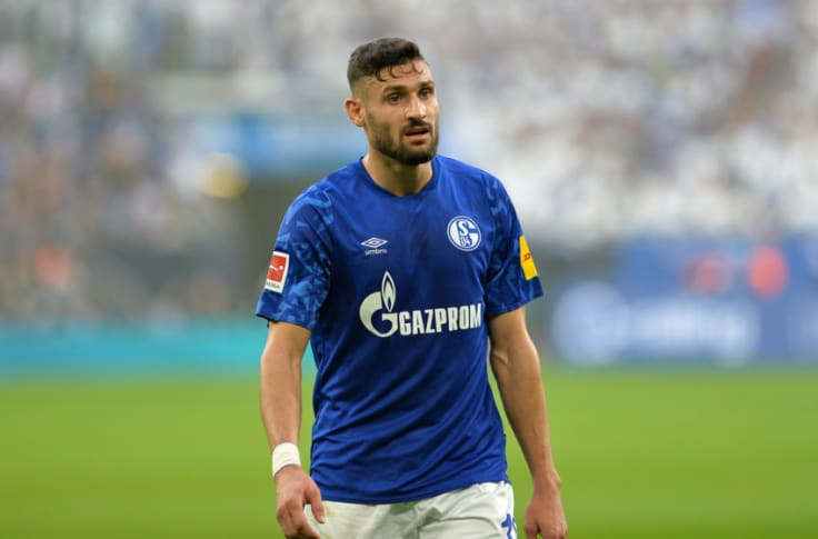 Schalke Is This The Beginning Of The End For Daniel Caligiuri
