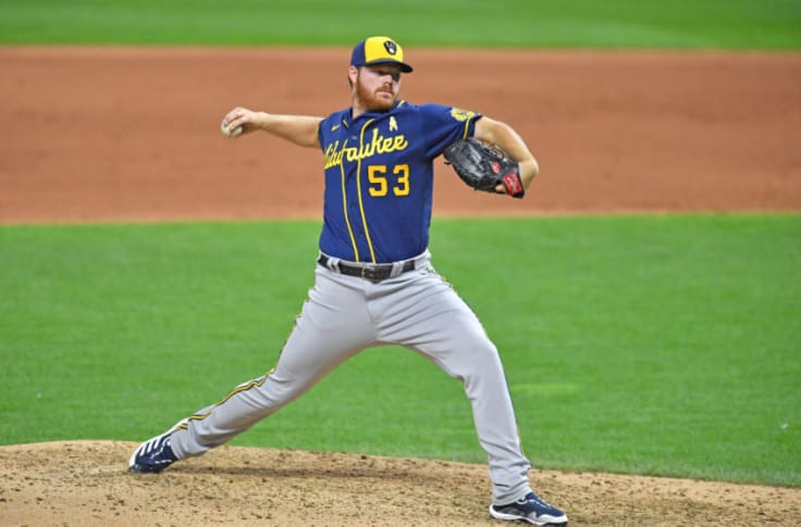 Brewers: Brandon Woodruff ties career high in strikeouts, is he back on track?