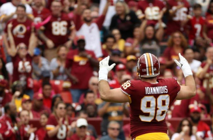 Madden 21 Gives Redskins Dl Matt Ioannidis Superhuman Strength